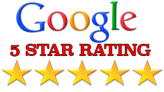 google 5 star rated tree service